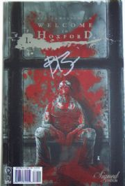 Welcome To Hoxford #1 Signed Foil Variant (2008) Ben Templesmith IDW Publishing comic book